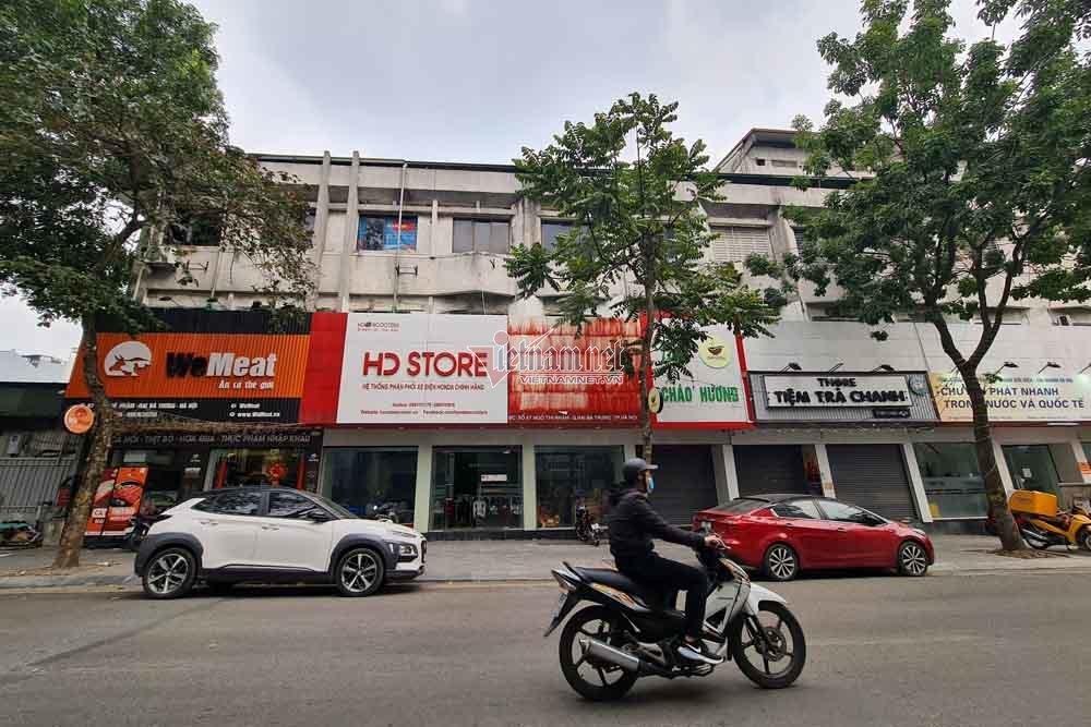 Bên trong những lô 'đất vàng' ở Hà Nội bị kiến nghị chuyển Bộ Công an điều tra