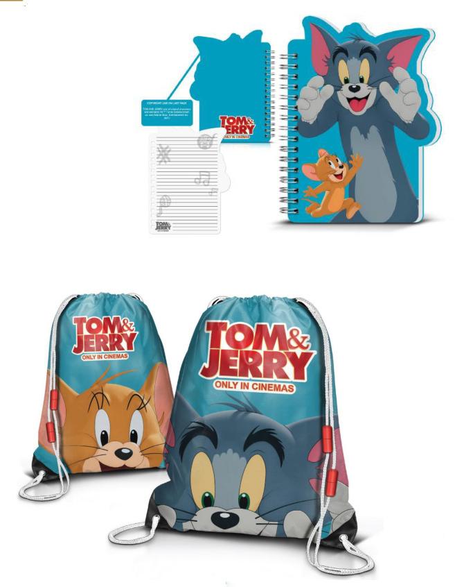 Quà tặng từ phim 'Tom và Jerry'