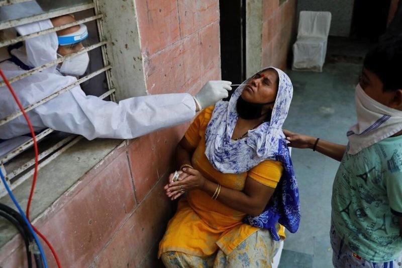 Ấn Độ đối diện mối lo thường trực khi số ca nhiễm Covid-19 giảm mạnh