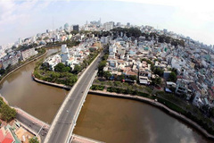 HCM City's major environment and sanitation project face slow progress