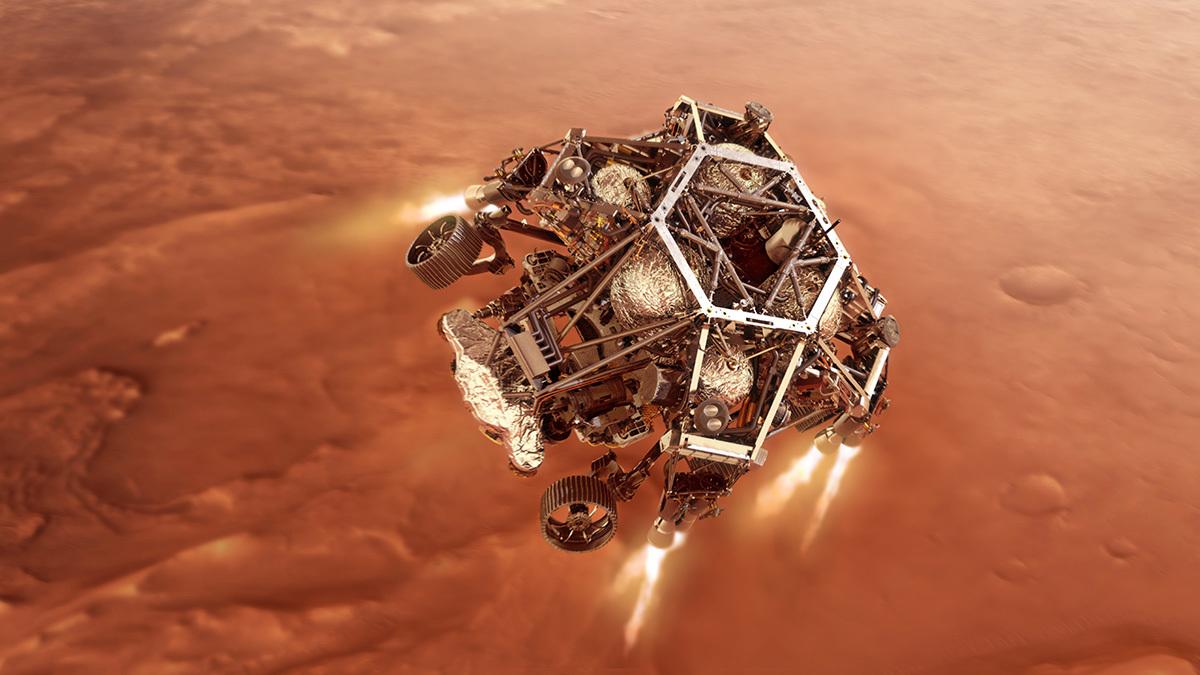 NASA chế tạo tàu vũ trụ năng lượng hạt nhân đưa người lên Hỏa tinh