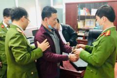 Hiệu trưởng ở Tuyên Quang bị bắt vì chiếm đoạt tiền bảo hiểm của học sinh