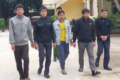 Chủ nhà hàng ở Nghệ An cầm đầu băng trộm 33 con trâu, bò