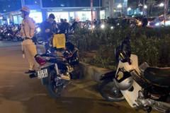Người đàn ông bị đâm gục sau va chạm giao thông ở Hà Nội