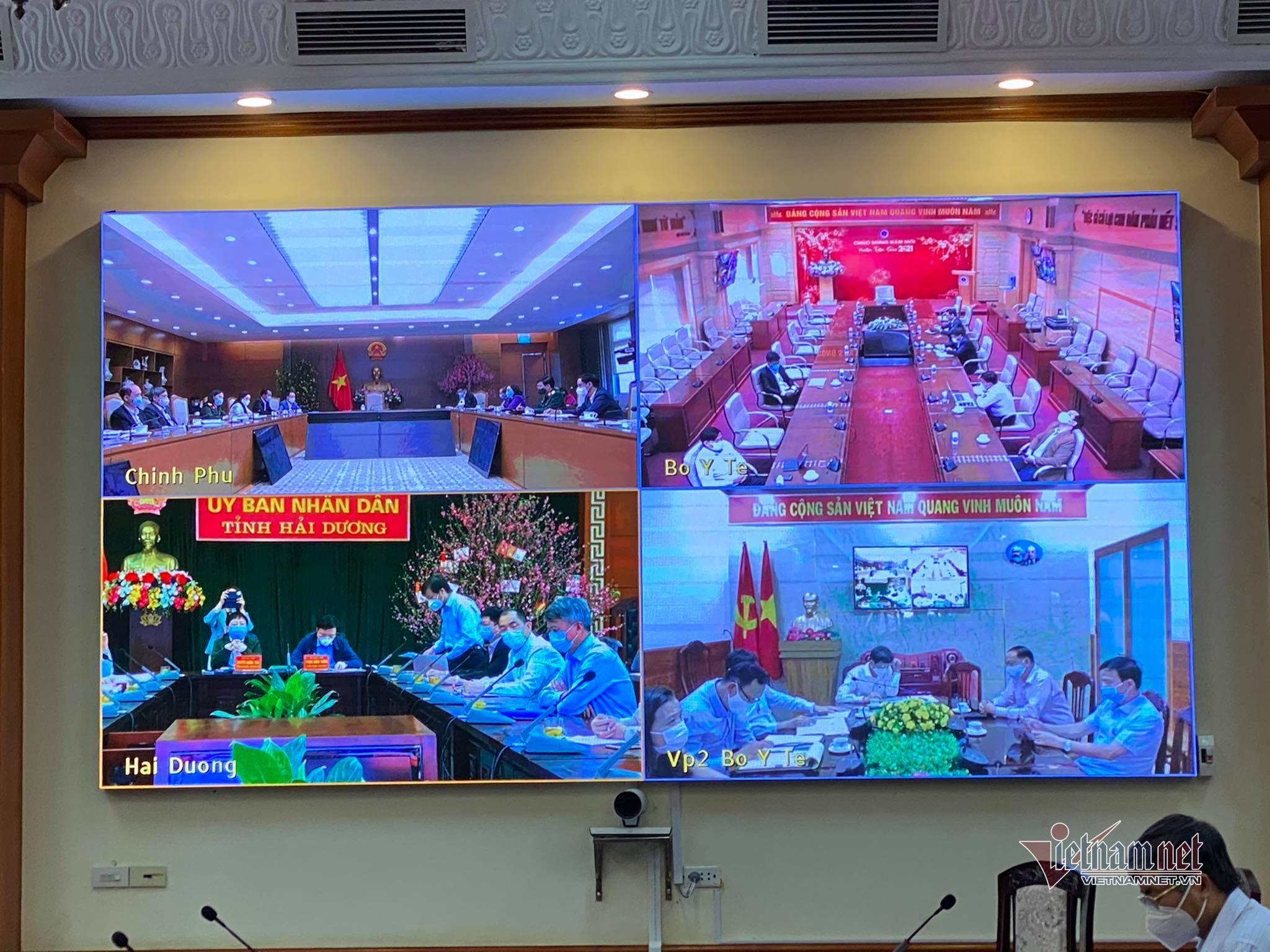 Phó Thủ tướng Vũ Đức Đam nhắc Hải Dương không chủ quan