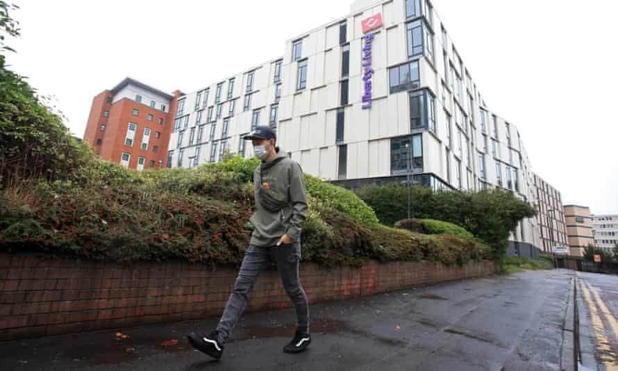 Đại học Anh vẫn 'kiếm' hơn 1 tỷ bảng tiền kí túc xá dù đóng cửa