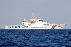Mỹ lo ngại luật hải cảnh Trung Quốc làm leo thang tranh chấp trên biển
