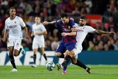 Lịch thi đấu bóng đá La Liga vòng 25