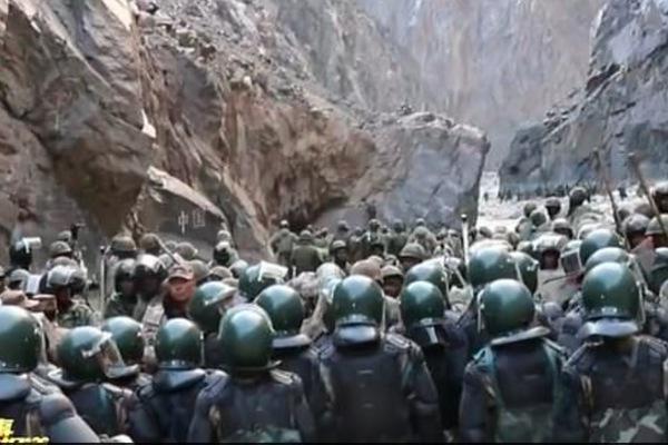Trung Quốc lần đầu công bố video đụng độ chết người với Ấn Độ