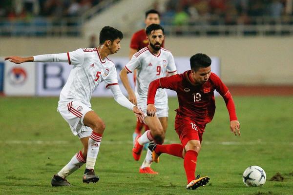 UAE muốn đăng cai vòng loại, có vũ khí đấu tuyển Việt Nam