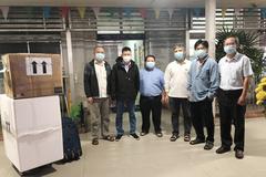 Bác sĩ Bệnh viện Chợ Rẫy mang thiết bị ra hỗ trợ Hải Dương