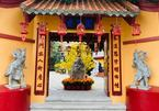 TP.HCM tạm dừng hoạt động chùa Viên Giác, khử khuẩn toàn bộ