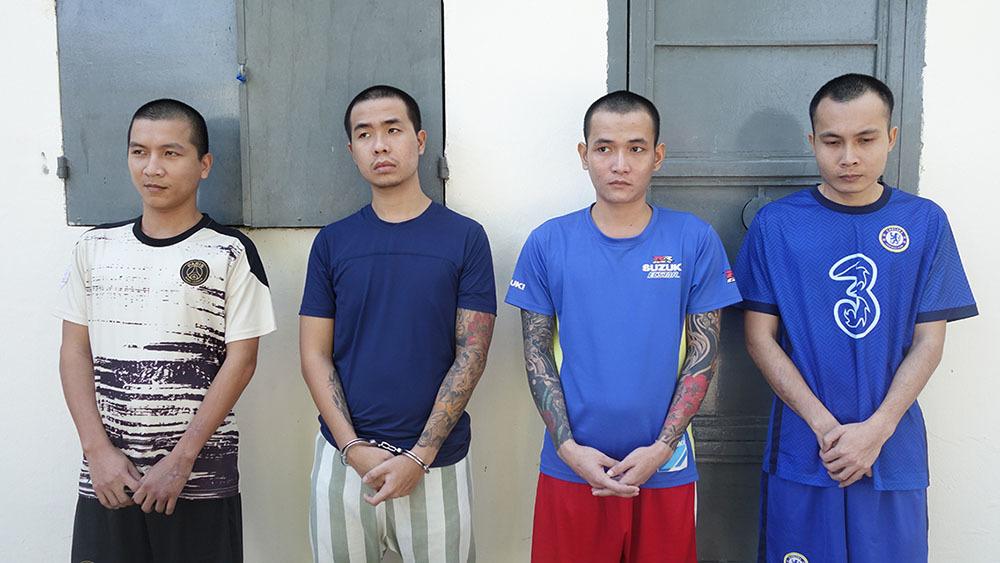 Bắt giam 16 đối tượng hỗn chiến dã man sau tiệc cưới ở An Giang