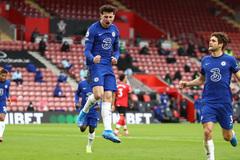 Chelsea bị níu chân trên sân Southampton