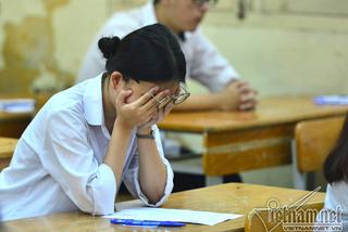 Ngổn ngang tâm trạng vì 'trắng tay' sau mùa thi lớp 10 ở Hà Nội