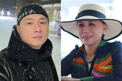 Danh ca Thanh Tuyền, Hàn Thái Tú gặp khó khăn vì bão tuyết ở Mỹ