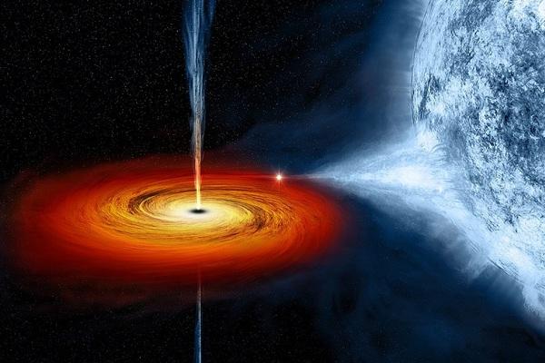 Phát hiện mới về hố đen vũ trụ