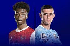 Nhận định Arsenal vs Man City: Cơn lốc màu xanh