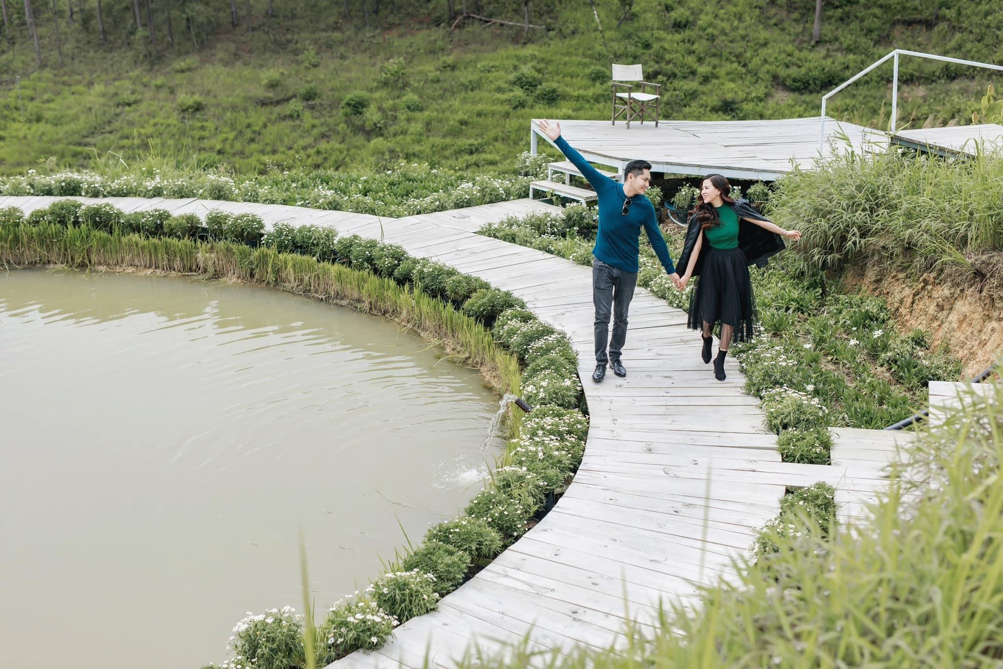 Minh Luân công khai bạn gái kém 8 tuổi
