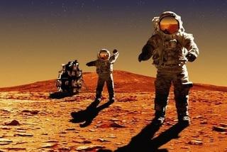 Sao Hỏa đang báo hiệu xấu cho tham vọng của loài người