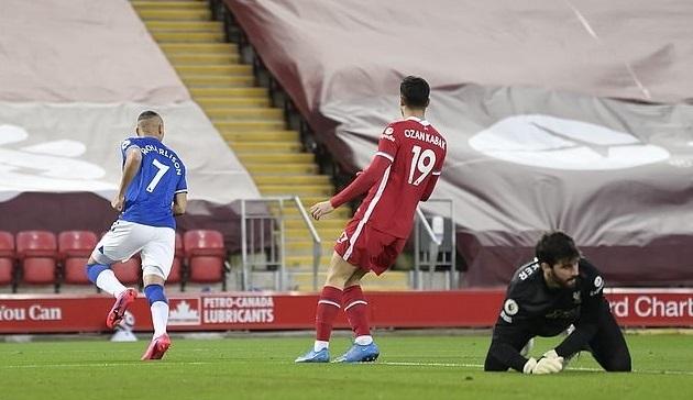 Liverpool lập kỷ lục buồn sau 98 năm: Bóng tối sợ hãi