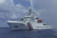 Thông điệp mạnh mẽ của Mỹ về luật hải cảnh Trung Quốc