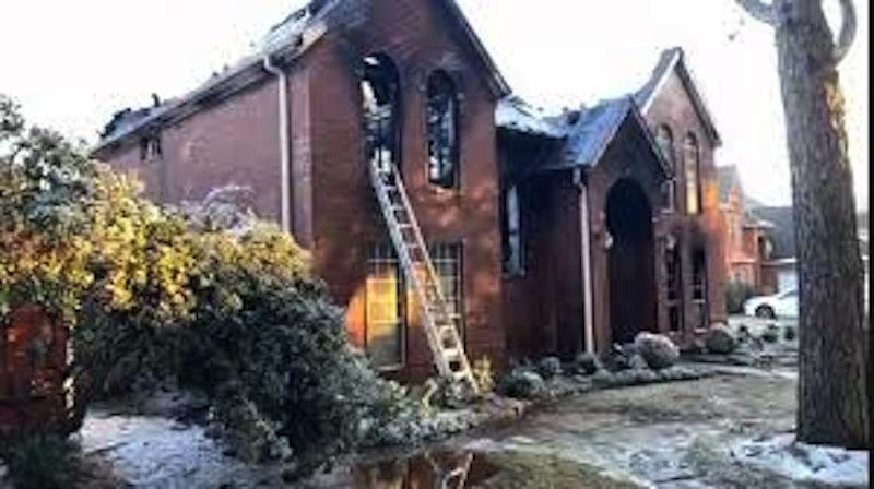 Cháy nhà tại Mỹ, bốn bà cháu gốc Việt thiệt mạng