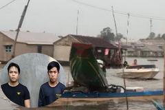 Bắt 5 kẻ tấn công, đẩy Thượng úy công an xuống sông để cướp hàng lậu