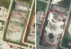 Trung Quốc ngang nhiên xây công trình phi pháp trên Đá Vành Khăn