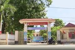 Thầy giáo ở Nghệ An phủ nhận tát 19 học sinh