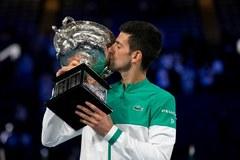Vô địch Australian Open, Djokovic đoạt Grand Slam thứ 18