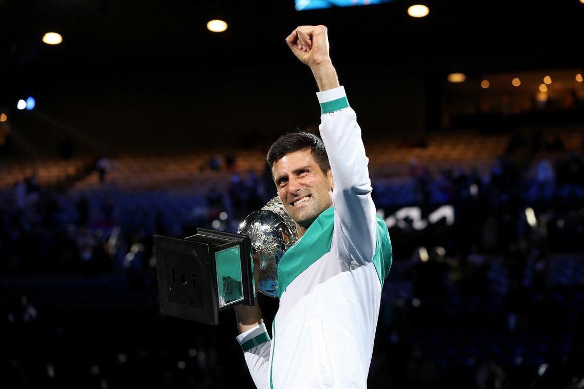 Djokovic wins the Australian Open: Kingdom of Nole