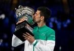 Australian Open champion Djokovic won the 18th Grand Slam