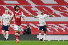 Đả bại Arsenal, Man City tiếp đà thăng hoa