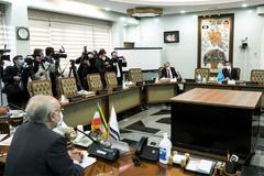 Iran đạt thỏa thuận tạm thời với IAEA