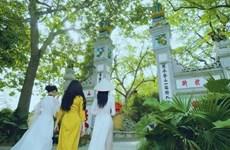 Hue city to become capital of Ao Dai
