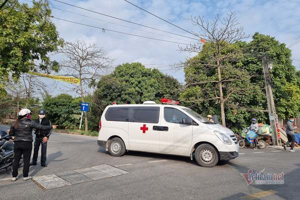 Hải Phòng phong toả 1 xã do có nhân viên bệnh viện dương tính Covid-19