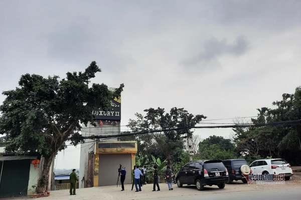 Bốn người trong nhóm bị truy sát ở Hòa Bình dương tính với ma túy