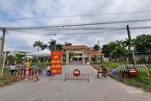 Hải Phòng phong tỏa Bệnh viện GTVT, tìm người đến khám, thăm nuôi từ ngày 6/2