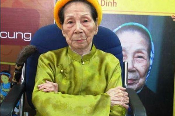 Cung nữ cuối cùng triều Nguyễn qua đời tại Huế, thọ 102 tuổi