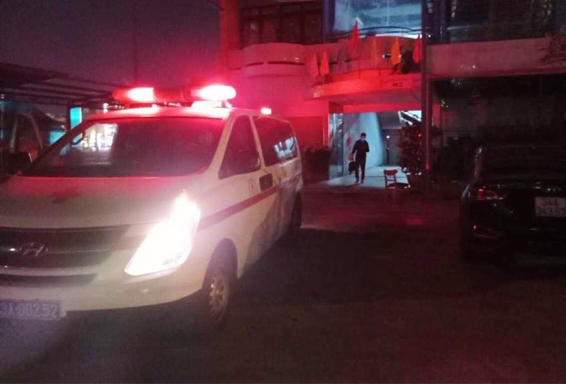 Nam công nhân quê Hải Dương ho, sốt tự ý rời bệnh viện