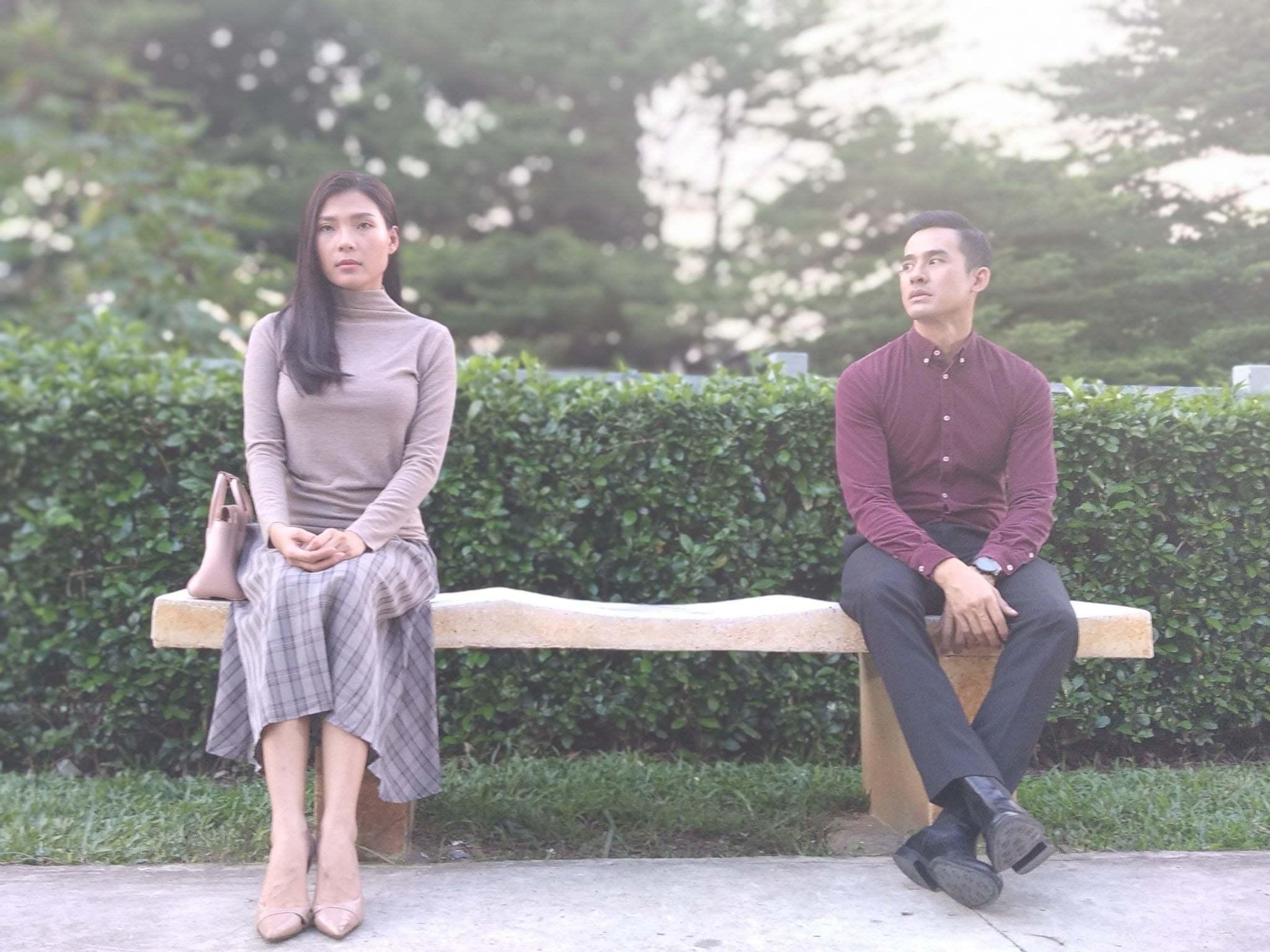 Vai diễn tréo ngoe của vợ chồng Thúy Diễm - Lương Thế Thành