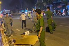 Làm rõ vụ hai kẻ cướp giật gây tai nạn, 1 người chết tại chỗ