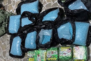 Triệt phá ba đường dây ma túy từ Campuchia về Sài Gòn