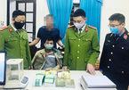 Hàng chục cảnh sát vây bắt trùm ma tuý ở Nghệ An