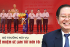 Minister of Home Affairs: successor will do better than me