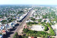 Thị trường địa ốc Bình Phước hấp dẫn nhà đầu tư phía Nam đầu năm