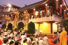 Quận Tân Bình thông tin chùa Viên Giác chưa hoạt động trở lại