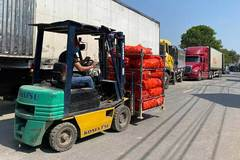 Lo nông sản xuất khẩu ùn ứ, Hải Dương kiến nghị gấp Bộ GTVT