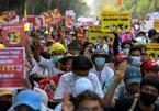 Quân đội Myanmar tới tấp gánh trừng phạt từ Mỹ và EU